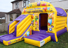 Bouncy Castle with slide Skibbereen and West Cork