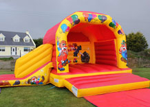 Bouncy Castle with slide Skibbereen
